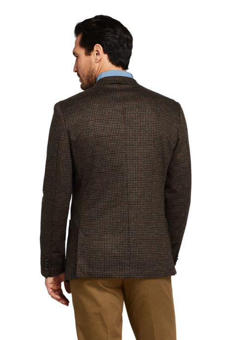 Men's Traditional Fit Comfort-First Knit Blazer