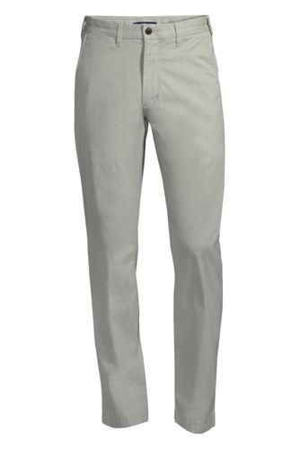 Le Chino Casual Classique Stretch Ourlets Sur-Mesure, Homme Stature Standard