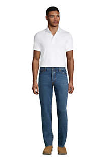 Men's Comfort Waist Jeans, alternative image