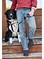 Le Jean Square Rigger Coupe Confort Ourlets Sur-Mesure, Homme Stature Standard