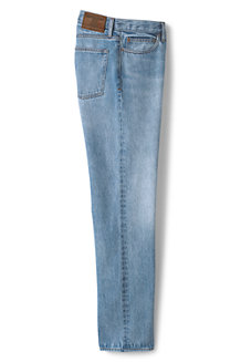 Men's Square Rigger Jeans, Straight Fit