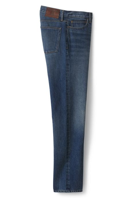 Men's Straight Fit Jeans
