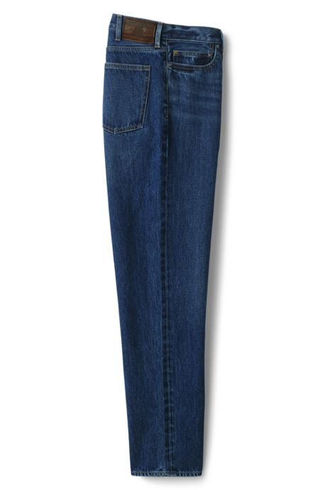 Mens Big and Tall Traditional Fit Jeans