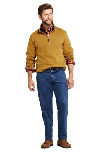 Men's Traditional Fit Jeans