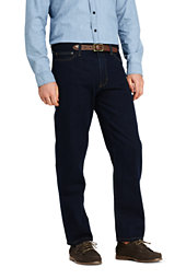 Lands' End Men's Traditional Fit Jeans