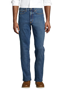 Men's Premium Stretch Denim Jeans, Traditional Fit