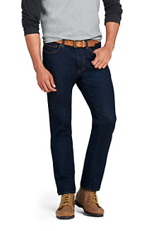 Men's Square Rigger Stretch Jeans, Straight Fit