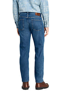 Men's Straight Fit Comfort-First Jeans, Back