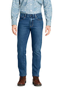 Men's Straight Fit Comfort-First Jeans, Front