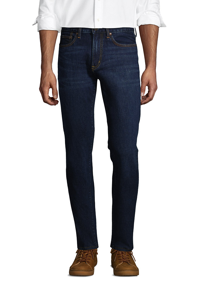 Men's Straight Fit Comfort-First Jeans