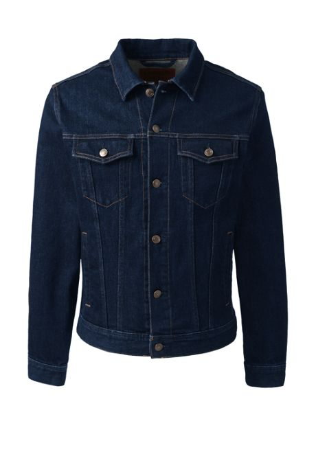 Men's Comfort-First Denim Trucker Jacket