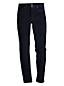 Le Pantalon Droit Stretch en Velours Côtelé Ourlets Sur-Mesure, Homme Stature Standard