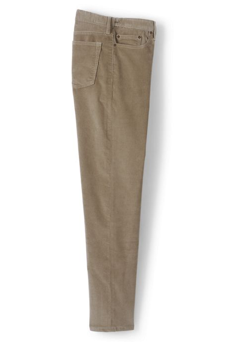 Men's Big and Tall Comfort Waist Comfort-First Washed Corduroy Pants