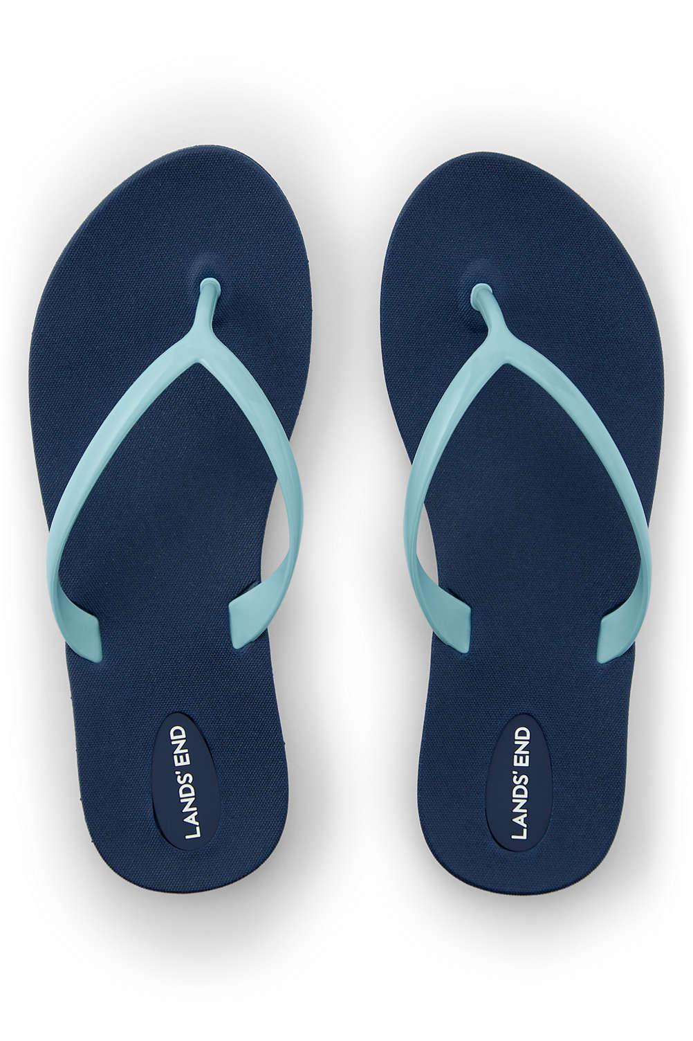 bf46366c723f Women s Flip Flop Sandals from Lands  End