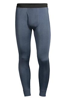Lange Seiden-Unterhose für Herren