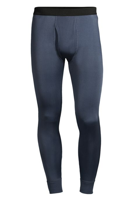 Men's Tall Silk Interlock Pants