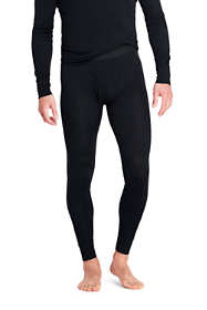 Men's Tall Silk Long Underwear Pants