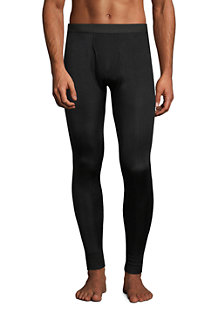 Men's Silk Thermal Long Johns