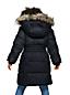 Girls' Thermoplume Fleece Lined Coat