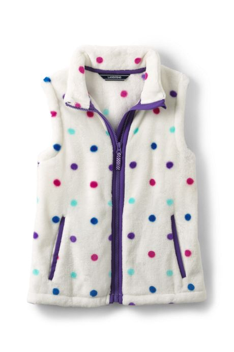 School Uniform Girls Softest Fleece Vest