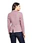 Le Blazer 1 Bouton Herringbone en Polaire, Femme Stature Standard