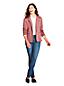 Le Blazer 1 Bouton en Polaire Stretch, Femme Stature Standard