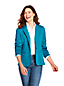 Women's Plus Fleece Blazer