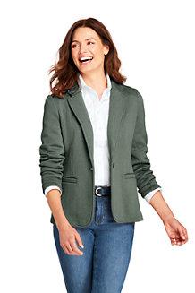 Women's Fleece Blazer