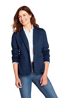 Women's Fleece Blazer