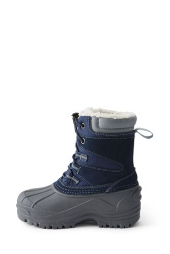 Kids Expedition Insulated Winter Snow Boots