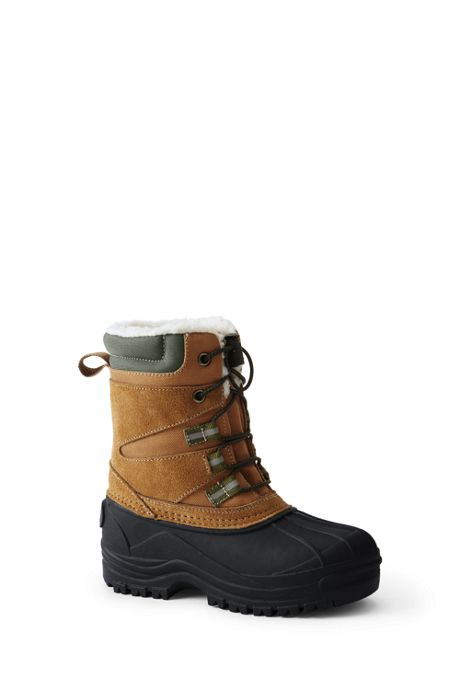01db56f8279b4 Kids Expedition Insulated Winter Snow Boots ...