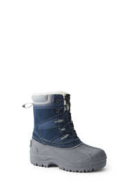 School Uniform Kids Expedition Insulated Winter Snow Boots