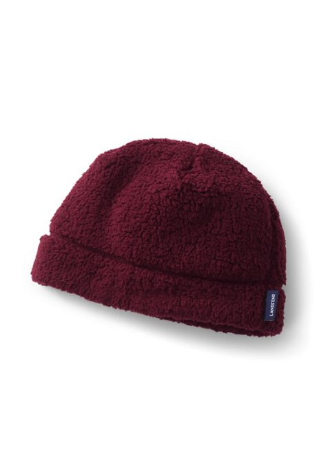 Women's Cozy Sherpa Fleece Beanie