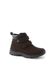 School Uniform Boys All Weather Suede Leather Boots