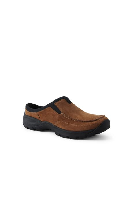 School Uniform Men's All Weather Clogs