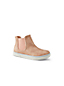 Girls' Chelsea Boots in Faux Leather