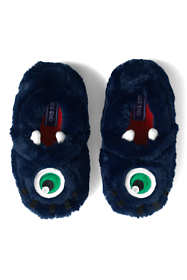 Toddlers Cute Animal Fleece Slippers