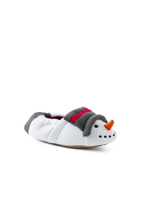 Toddlers Critter Slippers