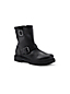 Girls' Ankle Boots with Buckles