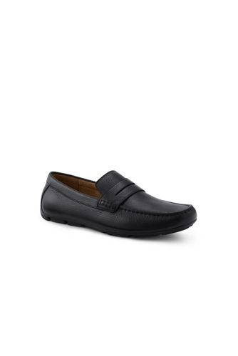 de5f90e0a4d Men s Penny Loafer Driving Shoes in Leather