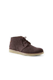 Men's Wide Casual Comfort Chukka Boots
