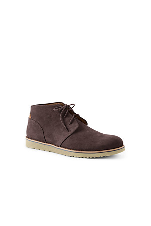 74a74bbf5aa Men's Comfort Casual Suede Chukka Boots