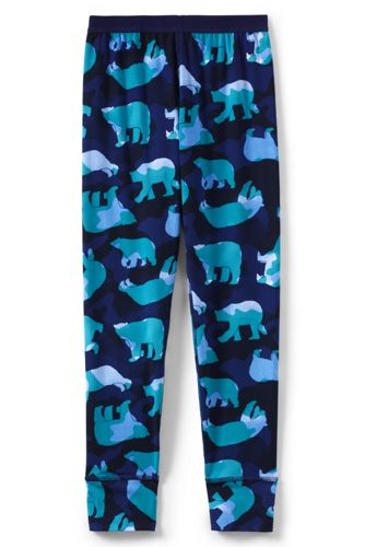 Boys' Printed Thermaskin Thermal Long Johns