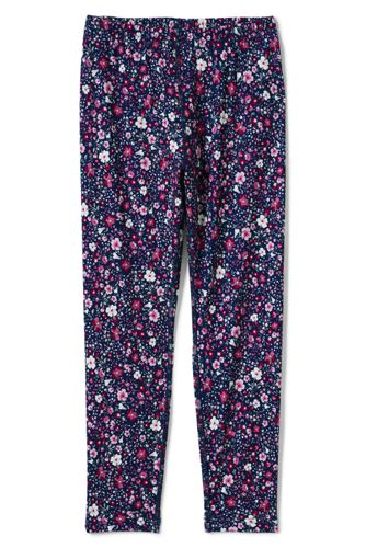 Le Pantalon Legging Imprimé Thermaskin Chaud, Fille