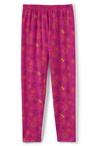Le Pantalon Legging Imprimé Thermaskin Chaud, Fille