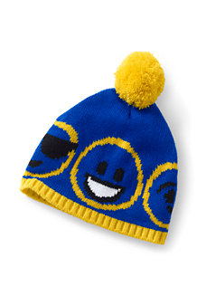 Kids' Knit Beanie Hat