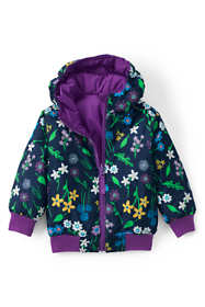 Toddler Kids Reversible Puffer Jacket