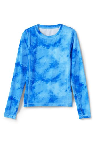Boys' Printed Thermaskin Thermal Top