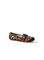 Women's Everyday Comfort Penny Loafers in Leopard Print