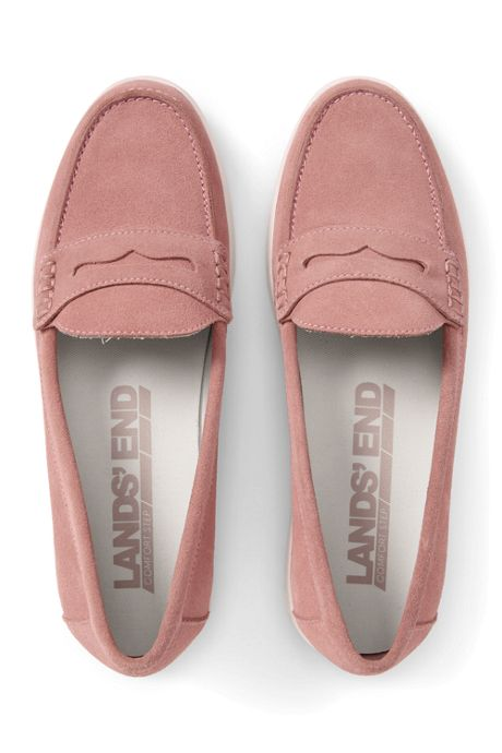 Women's Lightweight Comfort Penny Loafers